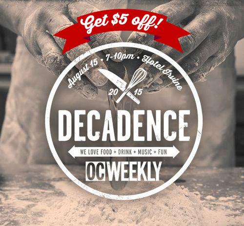 Decadence Sponsor Post